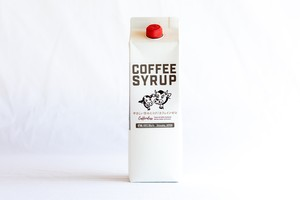 COFFEE SYRUP (caffeinless) 1L