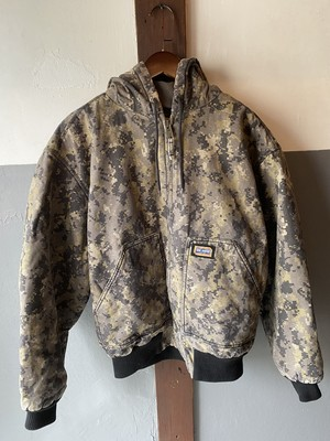 big smith digital camo jacket