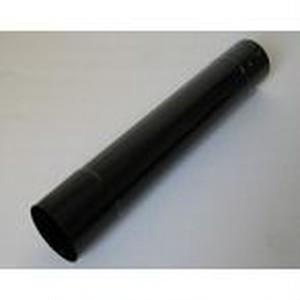 ホクアイ ホーロー煙突ブラック 直管 φ106 606mm