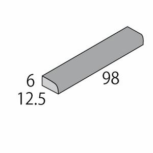 IPボーダーC IP-340C長辺 単色 100×15ボーダー 長辺面取/SWAN TILE」 スワンタイル ナチュラル エレガント