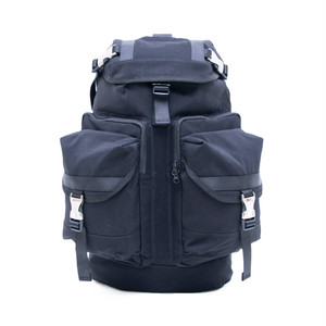 buckle Daypack Peach Skin Black LO-19-ZX-12