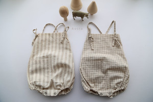 =sold out= linen bodyーsuit【baby】