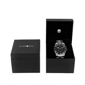 【HYDROGEN WATCH ハイドロゲンウォッチ】HW324204/SPORTIVO スポルティヴォ(シルバー)/国内正規品 腕時計