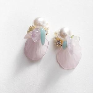 Flower Petalひとひらイヤリング