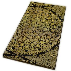 京都西陣織 仕立て上がり正絹袋帯 礼装:フォーマル 日本製 [110188]