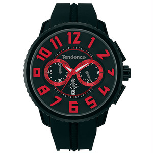 【Tendenceテンデンス】アルテックガリバー TY146006/LEON別注300本限定品 スイスメイド腕時計