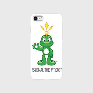 signal the frog ★スマホケース★   GEOCACHING