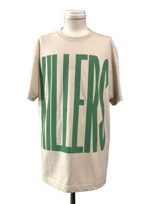 THE KILLERS SHORT SLEEVES - SAND BEIGE -