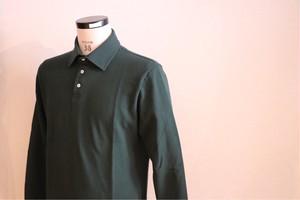 ≪CHANTECLAIR 別注≫長袖 ポロシャツ(Green)