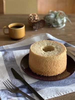 【店頭受取・受注製造】卵・乳製品・小麦不使用『米粉と豆乳メレンゲでつくるシフォンケーキ』