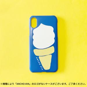 ソフトクリームiPhoneケース