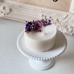 "WISH CANDLE♡ ""ROSE DE NUIT"""