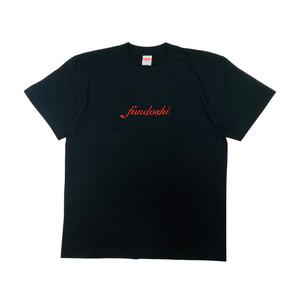 fundoshiT(BLACK) fundoshi Logo&member name Logo