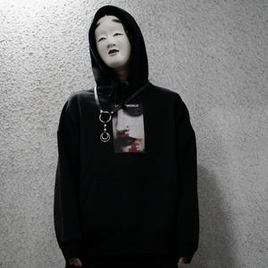 UW / INSANIA: undrwld hoodie【受注生産 / 納期1~2週間】