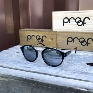Proof サングラス Wilder (BlackSilver/Polarized)
