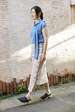 Yin Tang Salt Skirt