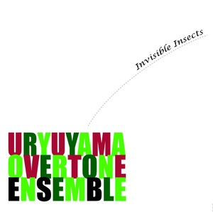 CD-R「Invisible Insects」