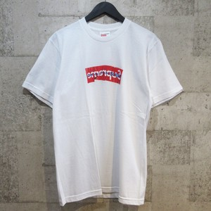SUPREME × CDG SHIRT 17SS Box Logo Tee