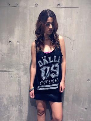 【DALLE】タンクトップ<black>