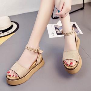 【お取り寄せ商品】open-toed wild shoes 6779