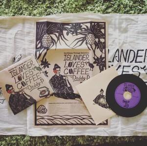 【CD-R版】ISLANDER LOVES COFFEE/Daddy-P【Caribbean Vintage Selection】