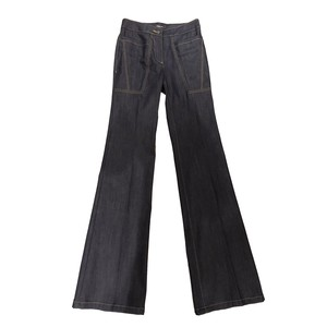 DEREKLAM Long Non-Washed Jeans