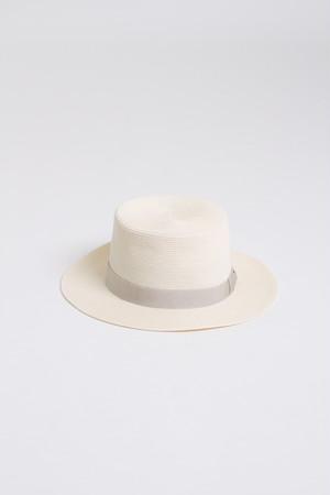 Hat / KIJIMA TAKAYUKI / No: 161108 / White