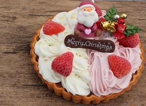 ■【12月】クリスマスジェラートケーキ2018■