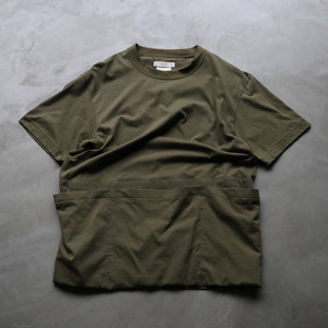 norbit / CORDURA BIG-POCKET T-SHIRT