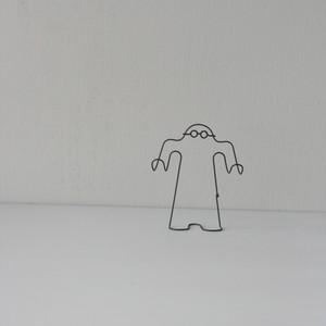 関昌生 ワイヤーおばけ