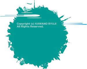 観光日本のランドマーク06__(.aiベクターデータと長辺640ピクセルのJPGデータを同包)