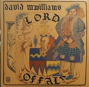 【LP】DAVID McWILLIAMS/Lord Offaly
