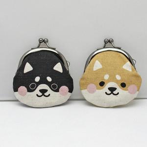 【日本の縁起がま口】2寸がま口(マグネット付)財布