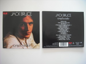 【CD】JACK BRUCE / SONGS FOR A TAYLOR