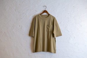 SHELTECH ワイドポケTシャツ