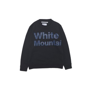 LOGO PRINTED SWEATSHIRT - BLACK