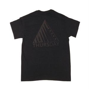 THURSDAY / TITANIUM TEE (Black)