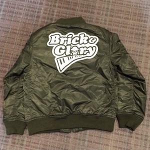 BRICK&GLORY KIDS MA-1 JKT