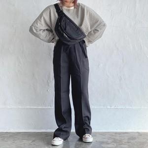 waist ribbon pants《O-9》