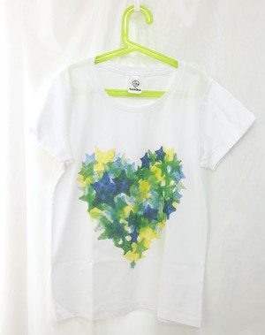 星迷彩LOVE Tシャツ