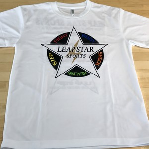 LEAP STAR SPORTS since 2013 Tシャツ No.0434