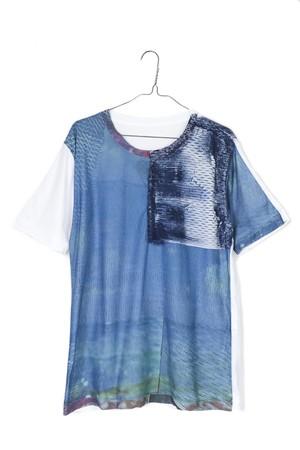WEARABLE ART Tshirt [Article 07]MICHAIL GKINIS AOYAMA