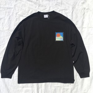 EFILEVOL エフィレボル / My Private Weekend Panel L/S / Black