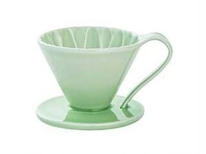 CAFEC フラワードリッパー(グリーン) 1〜2杯用
