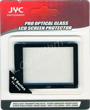 JYC Sony α7用 強化ガラス製液晶プロテクター