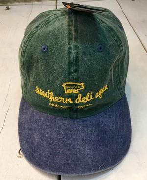 """ southerndeliagoo "" Two Tone Baseball Cap"