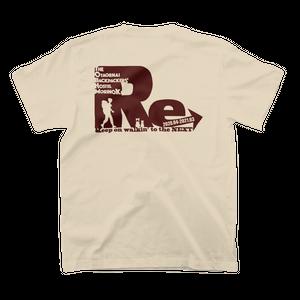 【Garage Sale】 Re-Travel Tシャツ Lサイズのみ