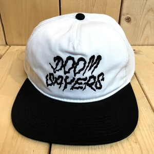 DOOMSAYERS BLACKxWHITE CAP