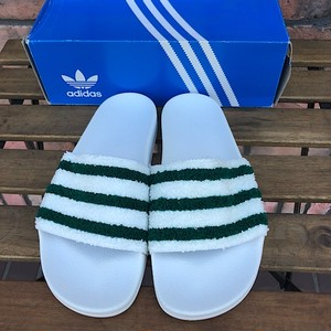 Deadstock Adidas Adilette Made In Italy UK10