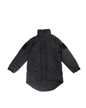 soft down parker (black)